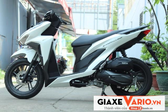 Honda vario 150 trắng 2020 - 1