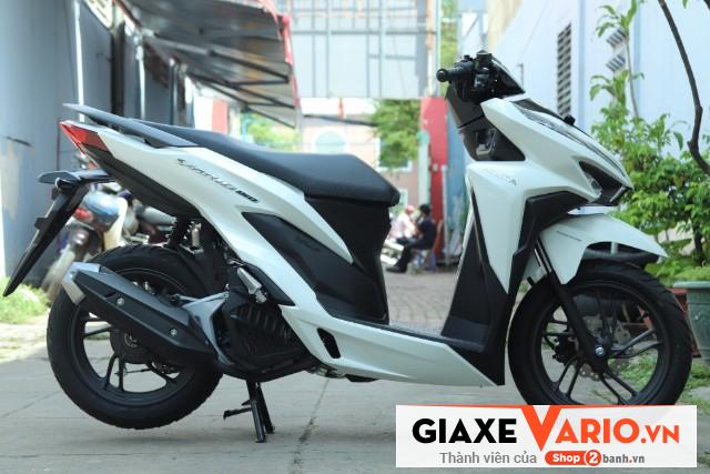 Honda vario 150 trắng 2020 - 2