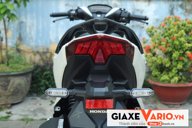 Honda vario 150 trắng 2020 - 5
