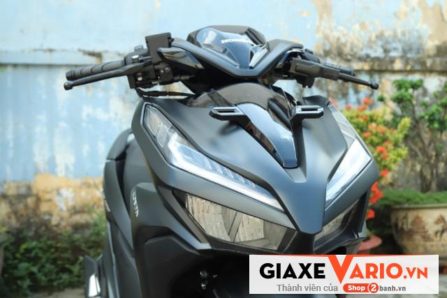 Honda vario 150 đen mâm đồng 2021 - 4