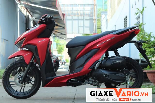 Honda vario 150 đỏ nhám 2021 - 1
