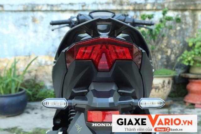Honda vario 150 đen mâm đồng 2021 - 5
