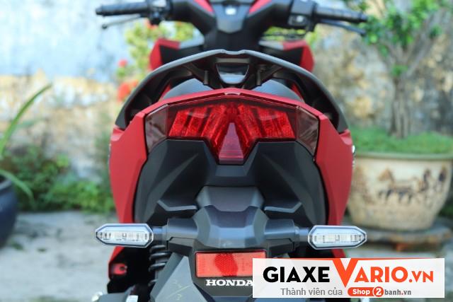 Honda vario 150 đỏ nhám 2021 - 5