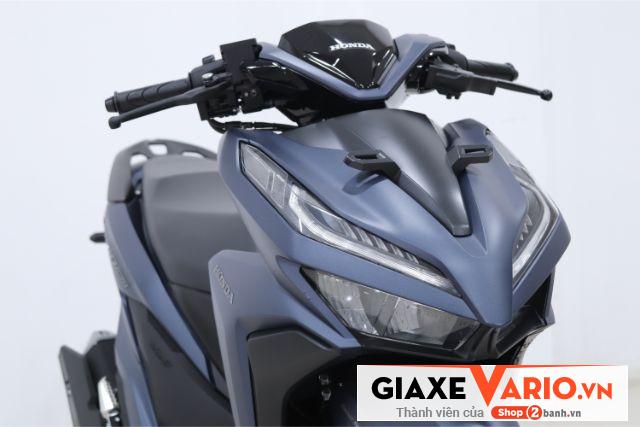 Honda vario 150 xanh nhám 2020 - 4