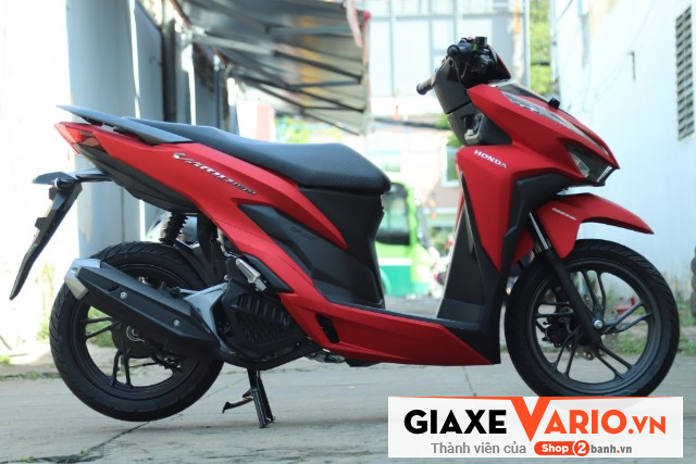 Honda vario 150 đỏ nhám 2021 - 2