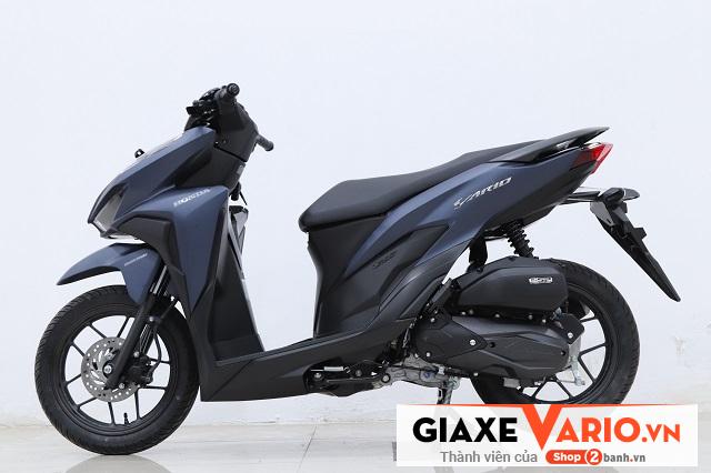 Honda vario 125 xanh nhám 2020 - 1