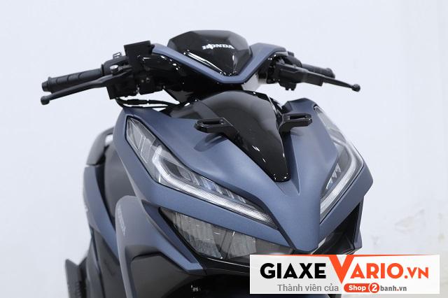Honda vario 125 xanh nhám 2020 - 4