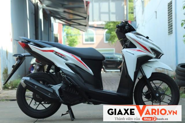 Honda vario 125 trắng 2019 - 1