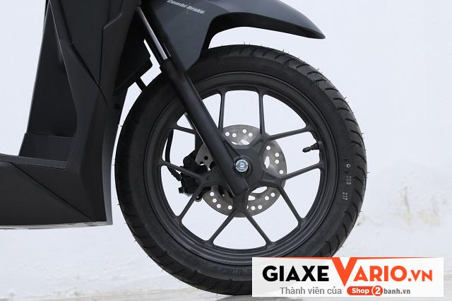 Honda vario 125 đen nhám 2021 - 8