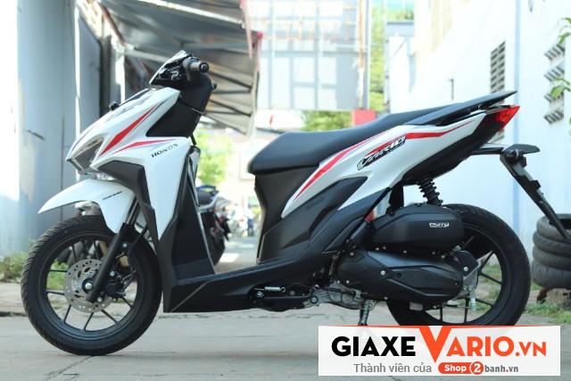 Honda vario 125 trắng 2019 - 2