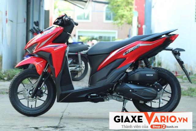Honda vario 125 đỏ 2019 - 1