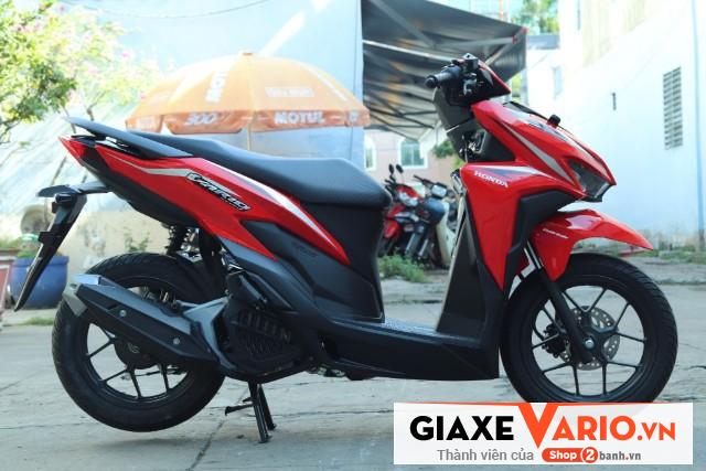 Honda vario 125 đỏ 2019 - 2