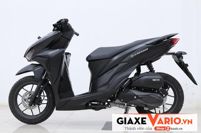 Honda vario 125 đen nhám 2021 - 1