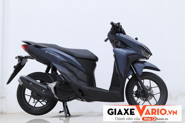 Honda vario 125 xanh nhám 2020 - 2
