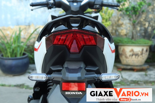 Honda vario 125 trắng 2019 - 5