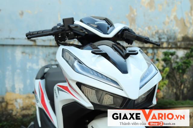 Honda vario 125 trắng 2019 - 4