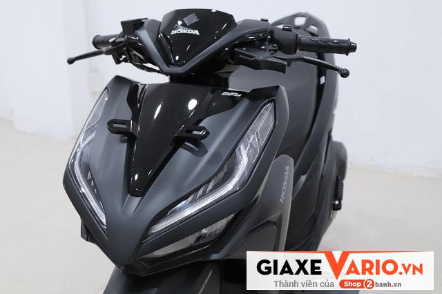 Honda vario 125 đen nhám 2021 - 4