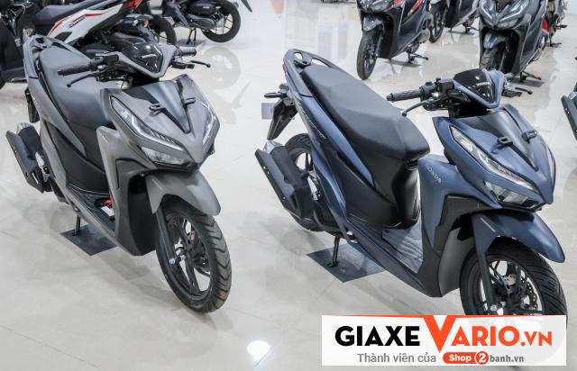 Honda vario 150 2021 có mấy màu chỗ nào bán ở tphcm - 2