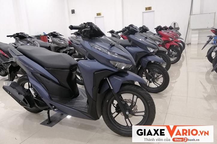 Honda vario 150 2021 có mấy màu chỗ nào bán ở tphcm - 1