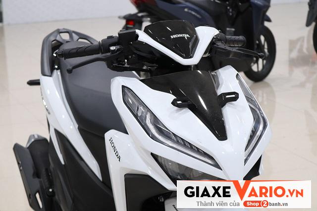 Honda vario 125 trắng 2021 - 4