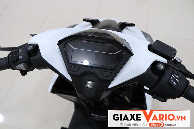 Honda vario 125 trắng 2021 - 3