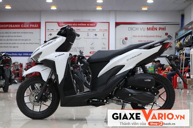 Honda vario 125 trắng 2021 - 1