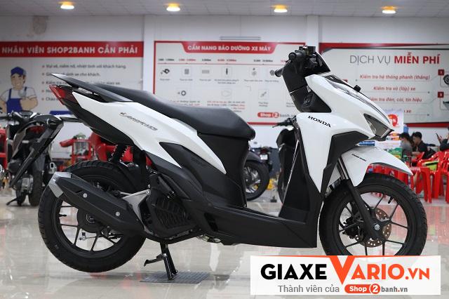 Honda vario 125 trắng 2021 - 2