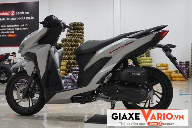Honda vario 150 bạc nhám 2021 - 1