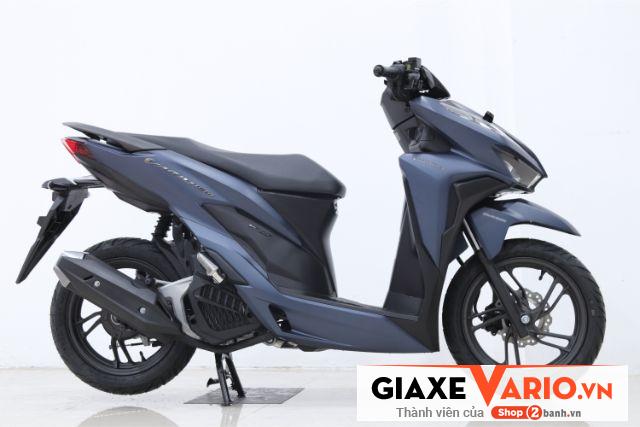 Honda Vario 150 Xanh nhám 2020